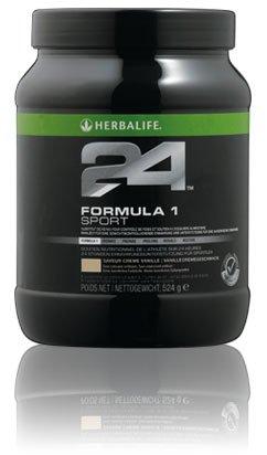Herbalife 24 - Formula 1 Sport Crema de Vainilla