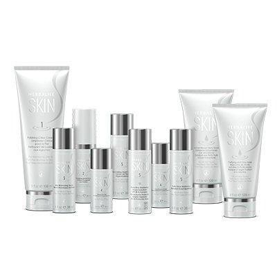 Herbalife SKIN – Hautpflegeset Ultimate | normale bis fettige Haut