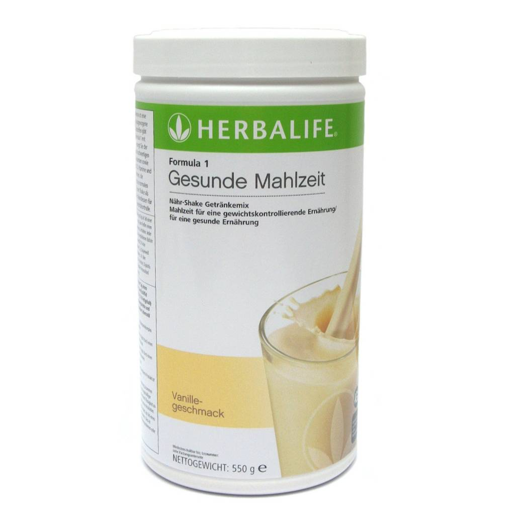 Herbalife Formula 1 Shake 0141 - Vaniglia