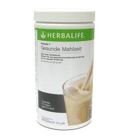 Herbalife Formula 1 Shake 0146 - Crema e Biscotti