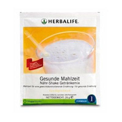 Herbalife Formula 1 Nähr-Shake Getränkemix - Vanille - Portionspackung