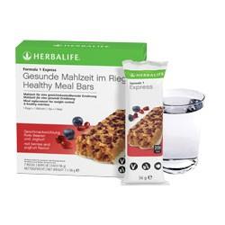 Herbalife Formula 1 Express Riegel - Rote Beeren und Joghurt