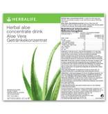Herbalife Aloe Concentrato alle Erbe 473ml - Originale - nota di limone