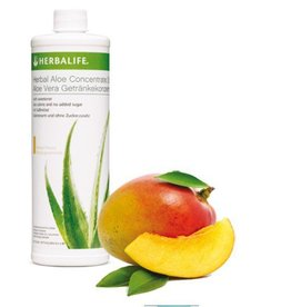 Herbalife Herbal Aloe Concentrate Drink - Mango flavour