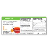 Herbalife Koffeinhaltiges Instantgetränk mit Tee-Extrakten - Pfirsich