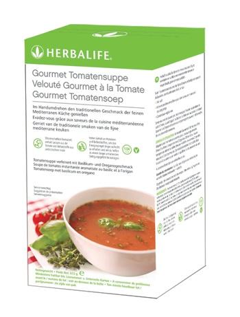 Herbalife Gourmet Tomatensuppe