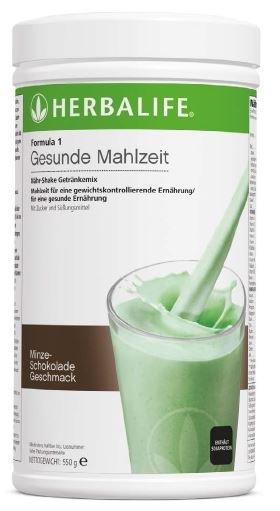 Herbalife Formula 1 Nähr-Shake Getränkemix 2789 - Minze Schokolade