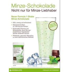 Herbalife Formula 1 Shake 2789 - Minze Schokolade