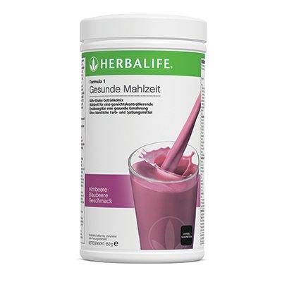 Herbalife Formula 1 Shake 2100 - Frambuesa y Arándanos