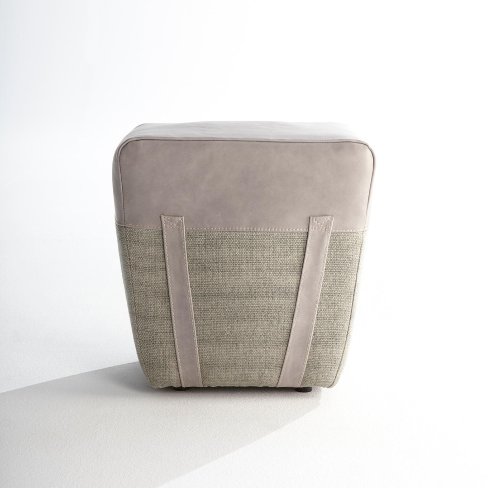 LABEL | Vandenberg Zium Hocker grey