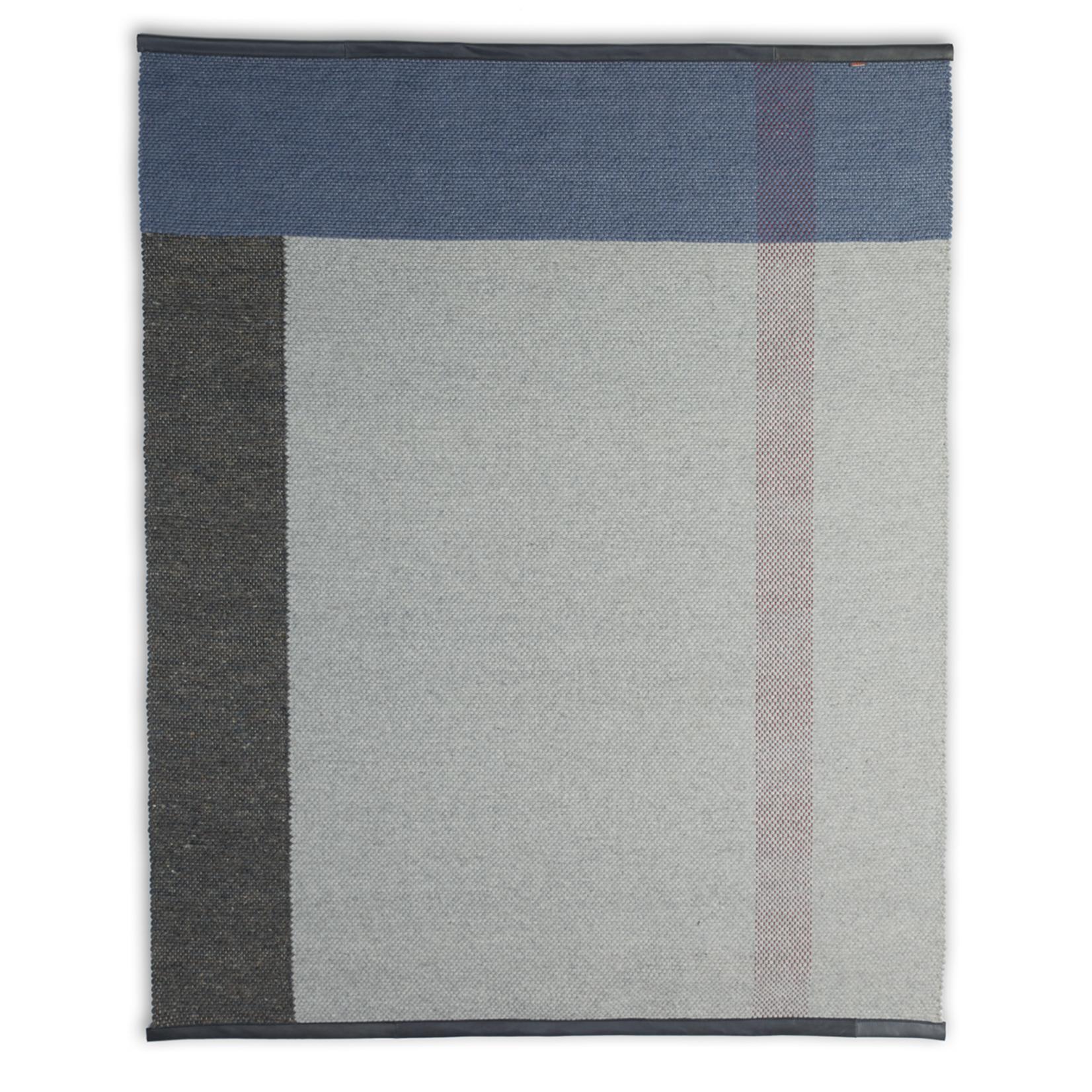 LABEL | Vandenberg Hand-knotted kleed blue - Copy