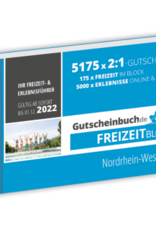 Freizeitblock Nordrhein-Westfalen 2021/22 - Gültig bis 01.12.2022 - Gutscheinbuch Schlemmerblock -