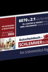 Schlemmerblock Konstanz & Umgebung 2022 - Gutscheinbuch 2022 -