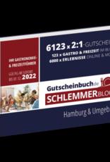 Schlemmerblock Hamburg & Umgebung 2022 - Gutscheinbuch 2022 -