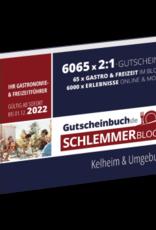 Schlemmerblock Kelheim & Umgebung 2022 - Gutscheinbuch 2022-