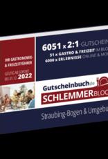 Schlemmerblock Straubing-Bogen & Umgebung 2022 - Gutscheinbuch 2022 -