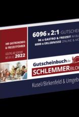 Schlemmerblock Kusel/Birkenfeld & Umgebung 2022 - Gutscheinbuch 2022  -
