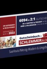 Schlemmerblock Saarlouis/Merzig-Wadern & Umgebung 2022 - Gutscheinbuch 2022 -