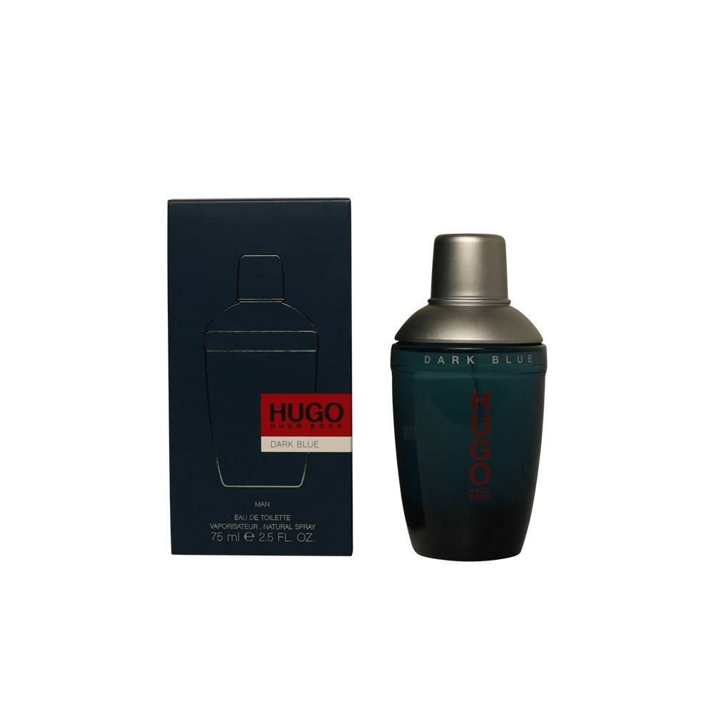 Hugo Boss DARK BLUE edt vaporizador 75 ml