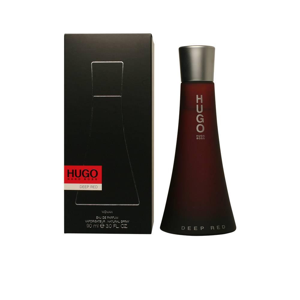 Hugo Boss DEEP RED edp vaporizador 90 ml