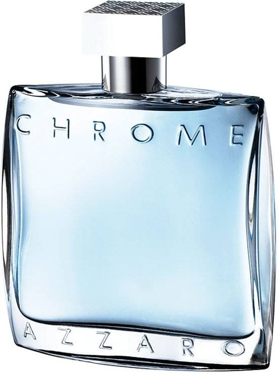 Azzaro CHROME edt vaporizador 100 ml