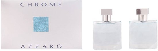 Azzaro CHROME Giftbox 2 x 30 ML