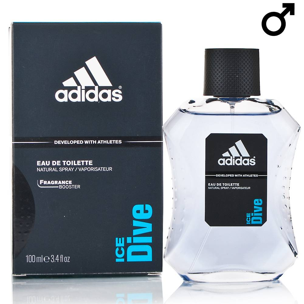 Adidas ICE DIVE - Eau de Toilette - Vapo - 100 ml