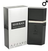 Azzaro SILVER BLACK - Eau de Toilette - Vapo - 100 ml