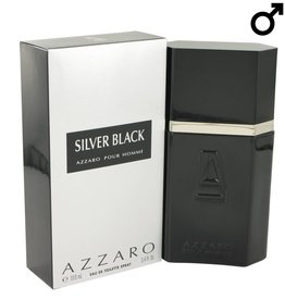 Azzaro SILVER BLACK - EDT - 100 ml