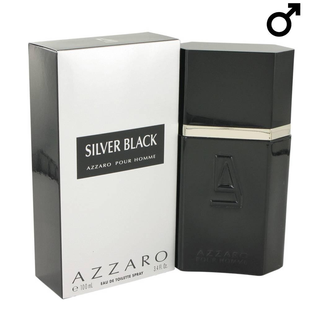 Azzaro AZZARO: SILVER BLACK - Eau de Toilette - Vapo - 100 ml