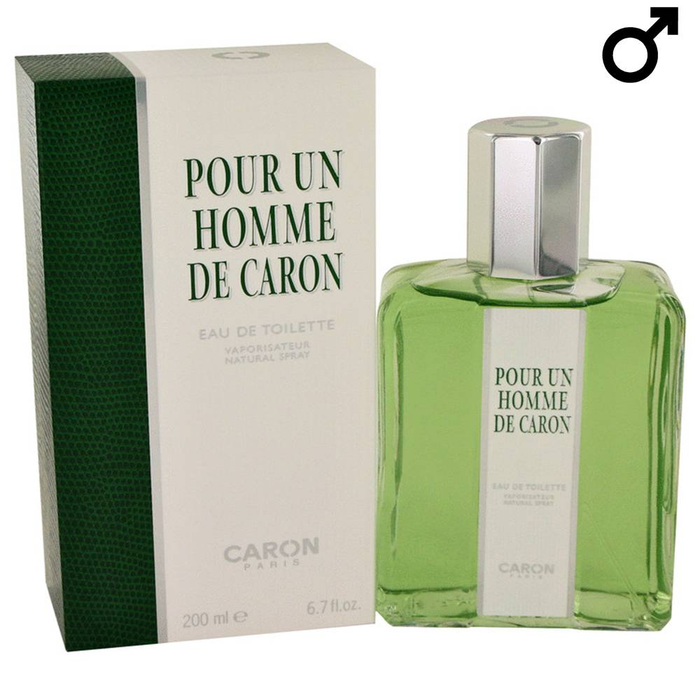 Caron POUR UN HOMME DE CARON - Eau de Toilette - Vapo - 200 ml