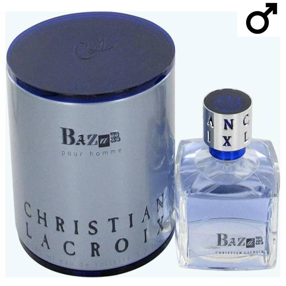 Christian Lacroix CHRISTIAN LACROIX: BAZAR POUR HOMME - Eau de Toilette - Vapo - 100 ml