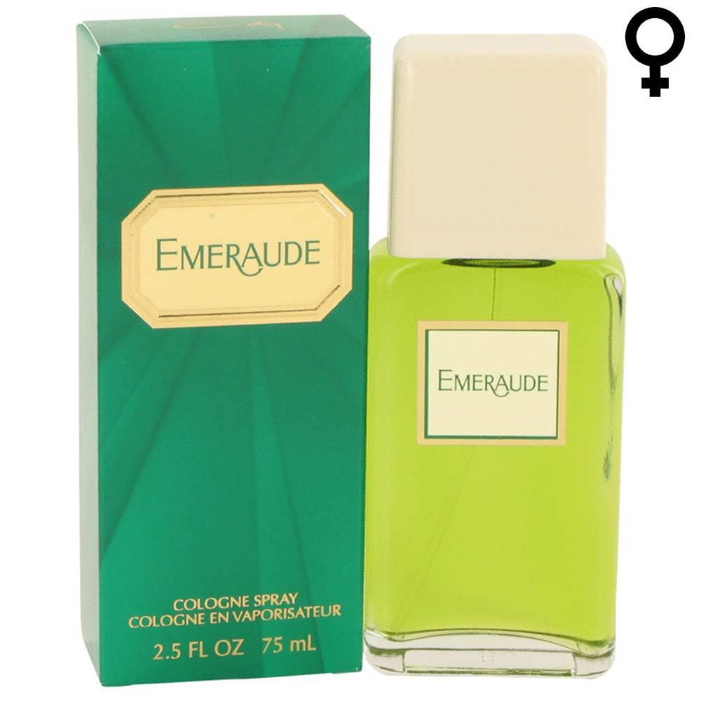 Coty EMERAUDE - Eau de Cologne - Vapo - 75 ml