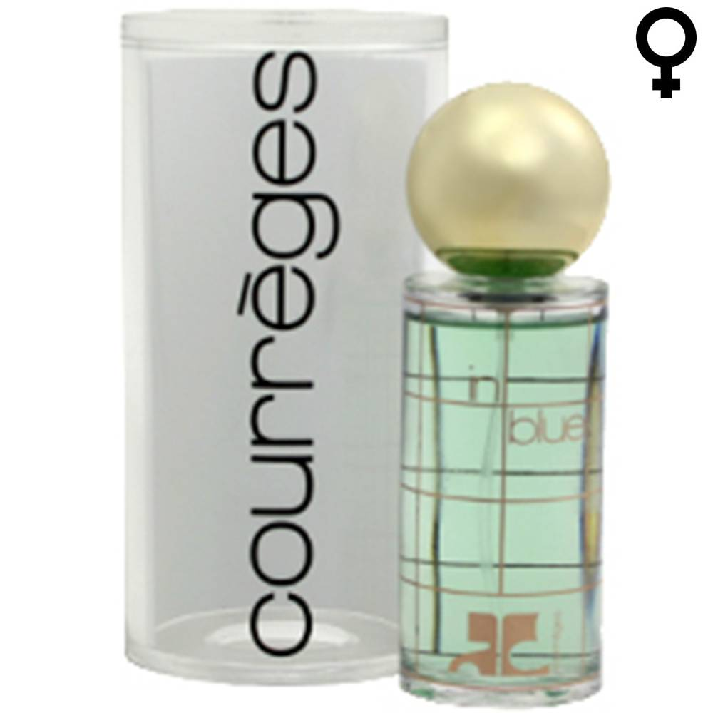 Courrèges COURREGES: IN BLUE - Eau de Toilette - Vapo - 100 ml
