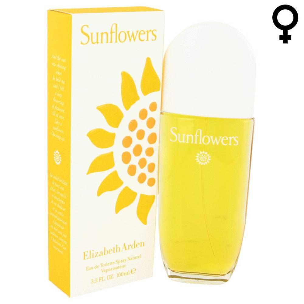 Elizabeth Arden SUNFLOWERS - Eau de Toilette - Vapo - 100 ml