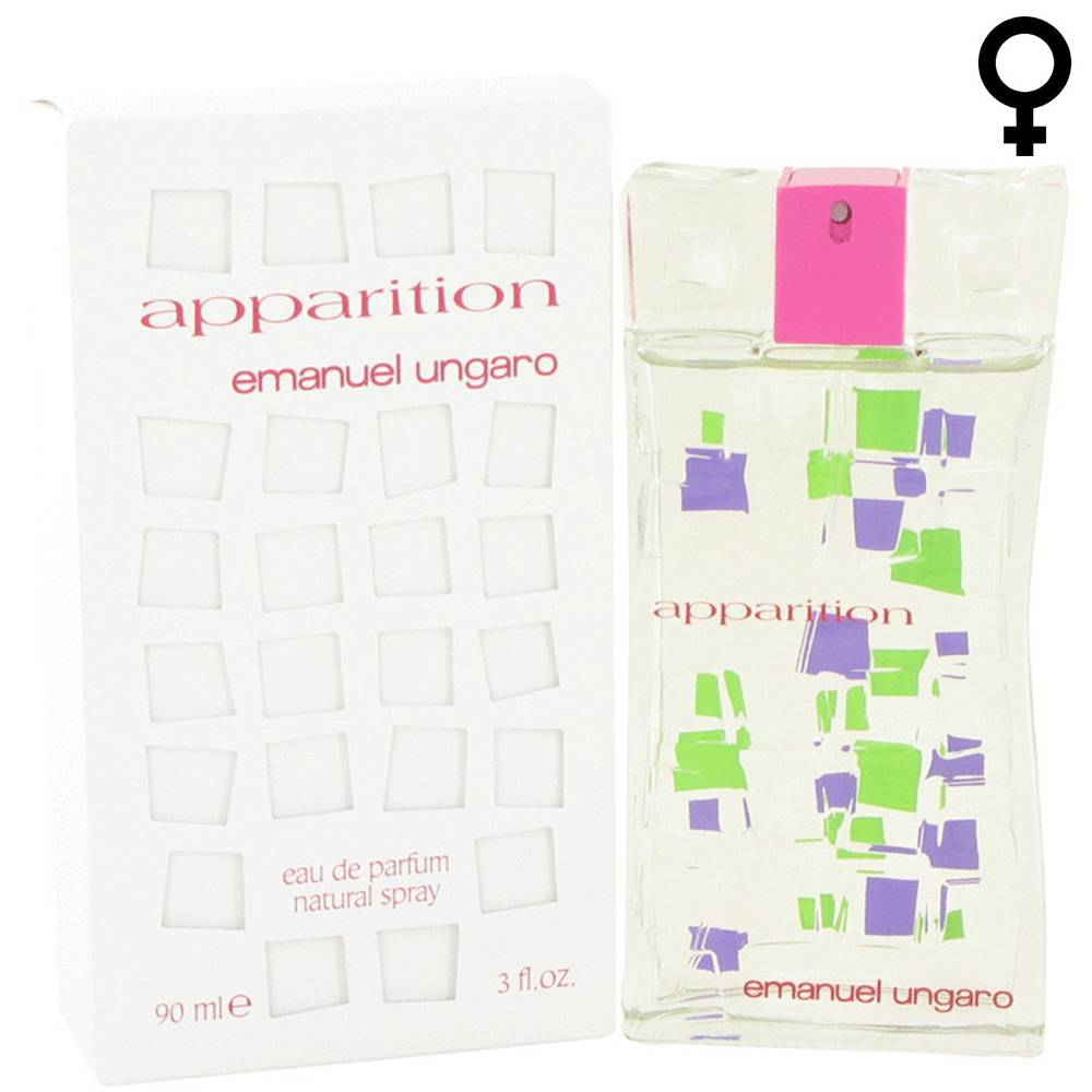 Emanuel Ungaro APPARATION - Eau de Parfum - Vapo - 90 ml
