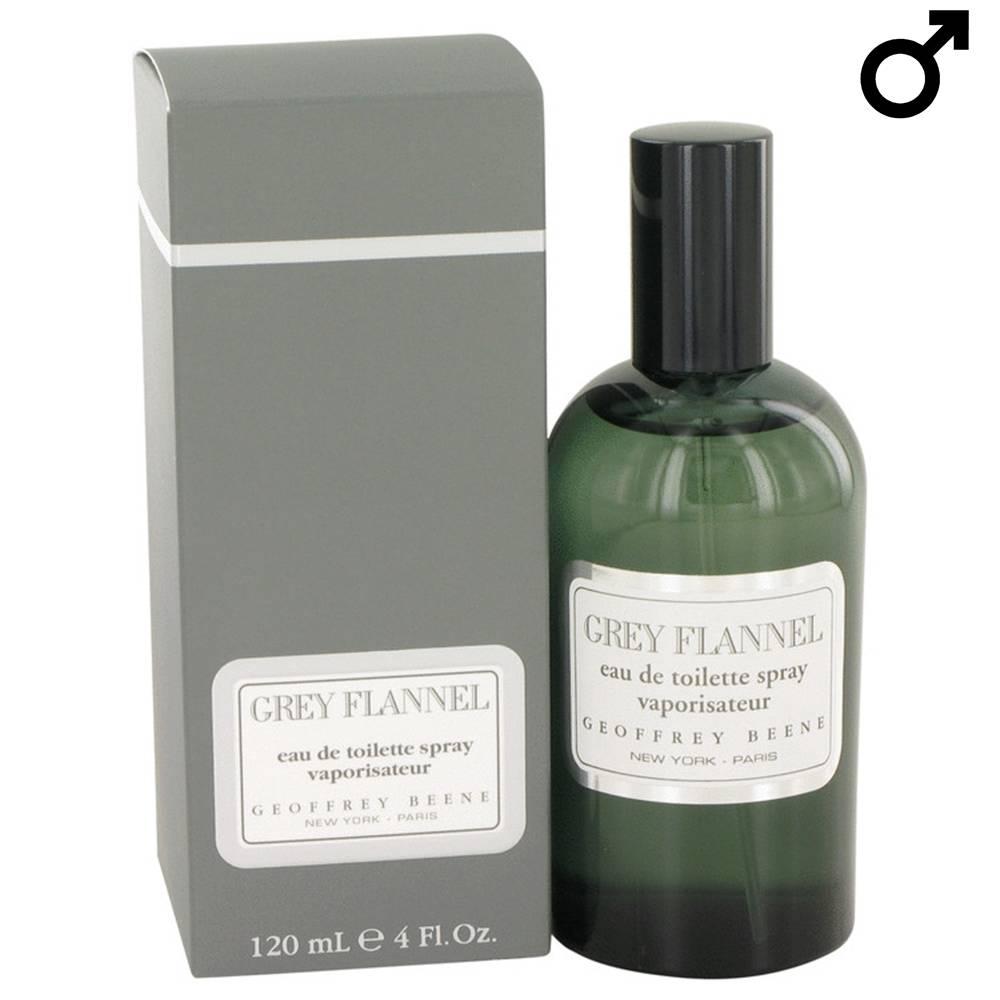 Geoffrey Beene GEOFFREY BEENE: GREY FLANNEL - Eau de Toilette - Vapo - 120 ml