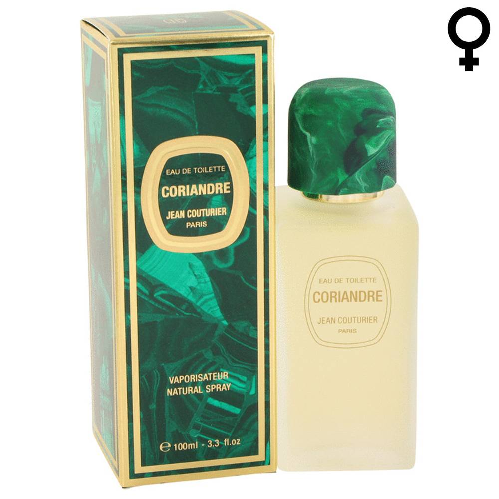 Jean Couturier CORIANDRE - Eau de Toilette - Vapo - 100 ml