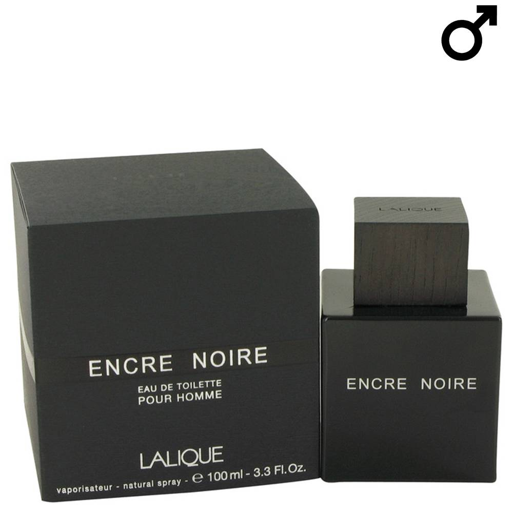 Lalique LALIQUE: ENCRE NOIR - Eau de toilette - Vapo - 100 ml