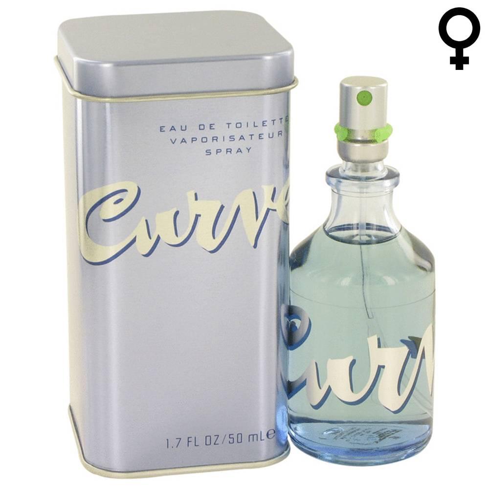 Liz Claiborne CURVE - Eau de Toilette - Vapo - 100 ml