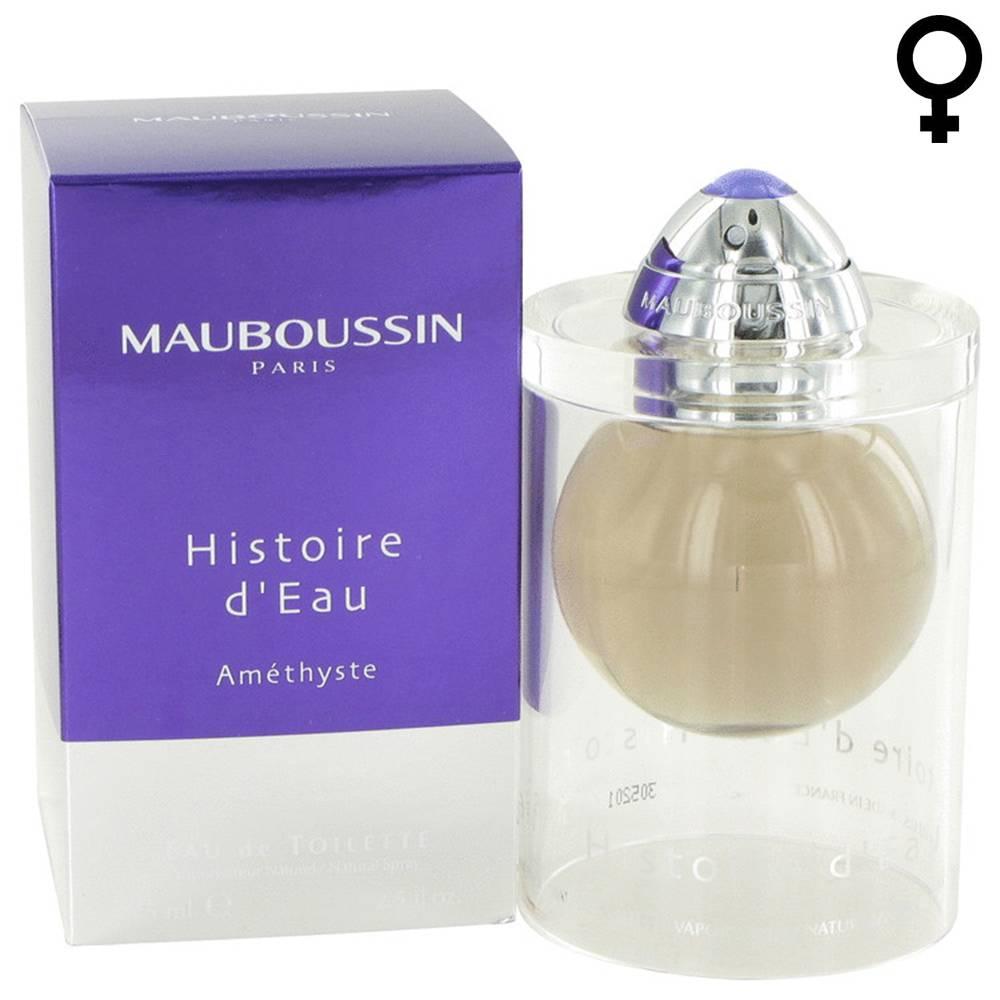 Mauboussin MAUBOUSSIN: HISTOIRE D'EAU AMETHYSTE - Eau de Toilette - Vapo - 75 ml