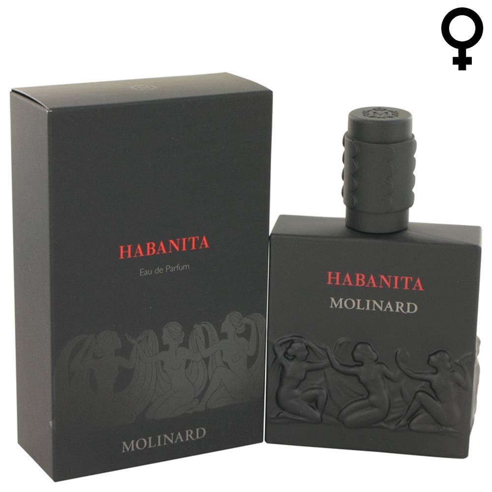 Molinard MOLINARD: HABANITA - Eau de Parfum - Vapo - 75 ml