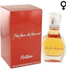 Montana PARFUM DE FEMME - EDT - Tester - 100 ml