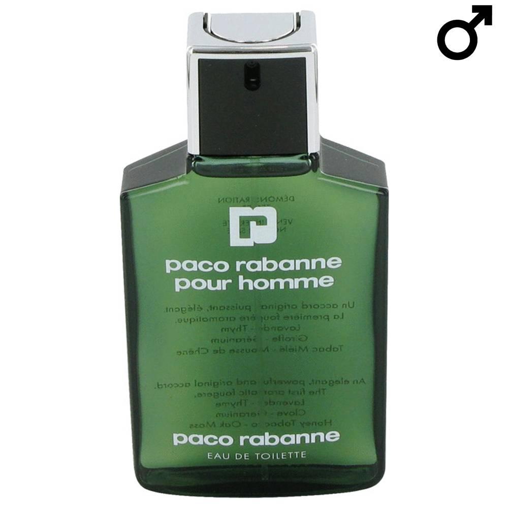 Paco rabanne PACO RABANNE POUR HOMME edt vaporizador 100 ml