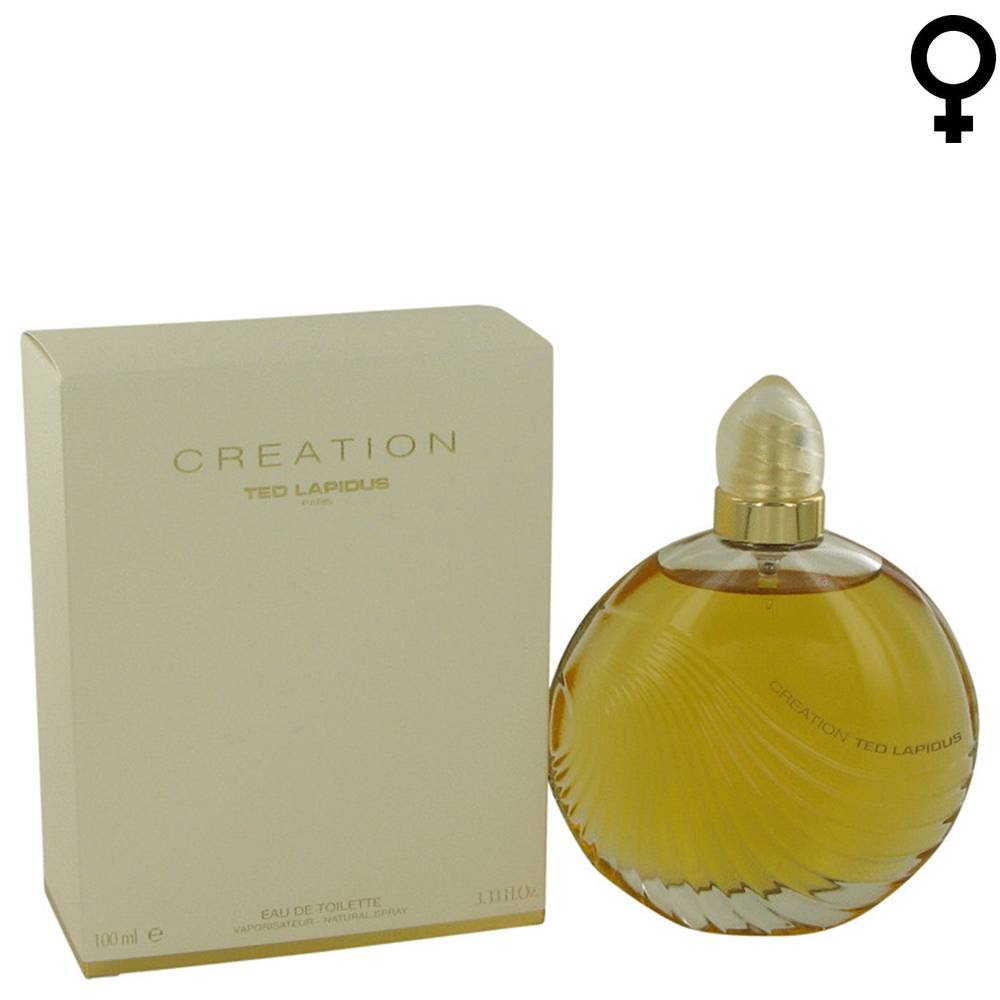 Ted Lapidus TED LAPIDUS: CREATION - Eau de Toilette - Vapo - 100 ml