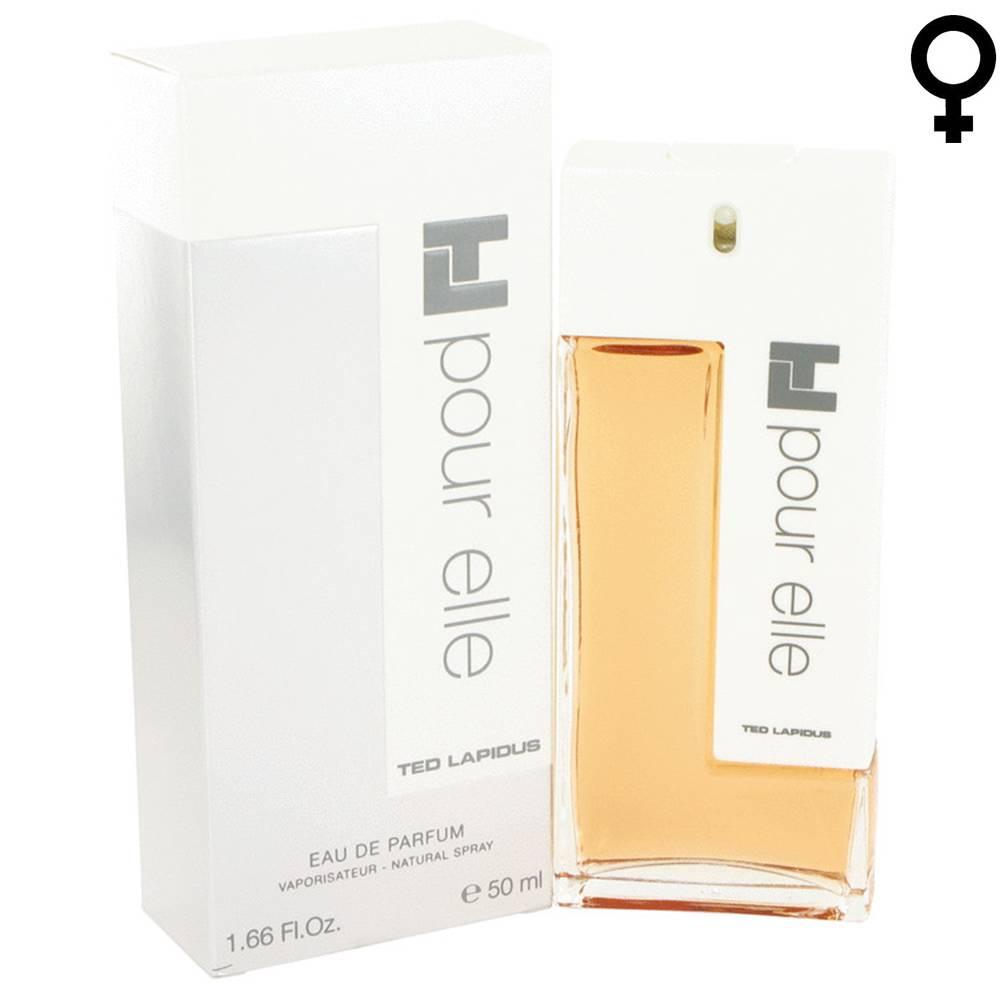 Ted Lapidus TED LAPIDUS POUR ELLE - Eau de Parfum - Vapo - 50 ml