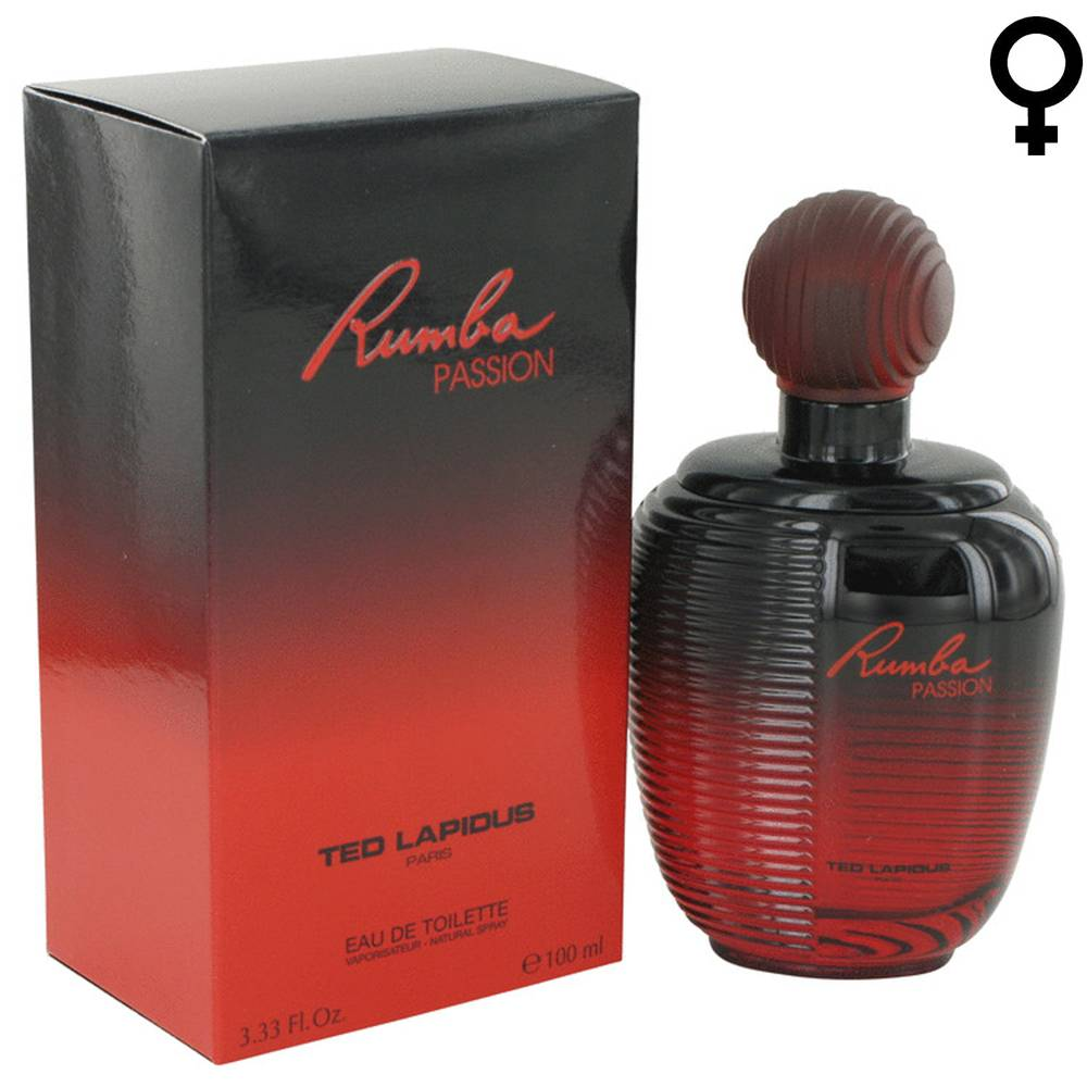 Ted Lapidus RUMBA PASSION - Eau de Toilette - Vapo - 100 ml