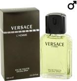 Versace VERSACE L'HOMME edt vaporizador 100 ml