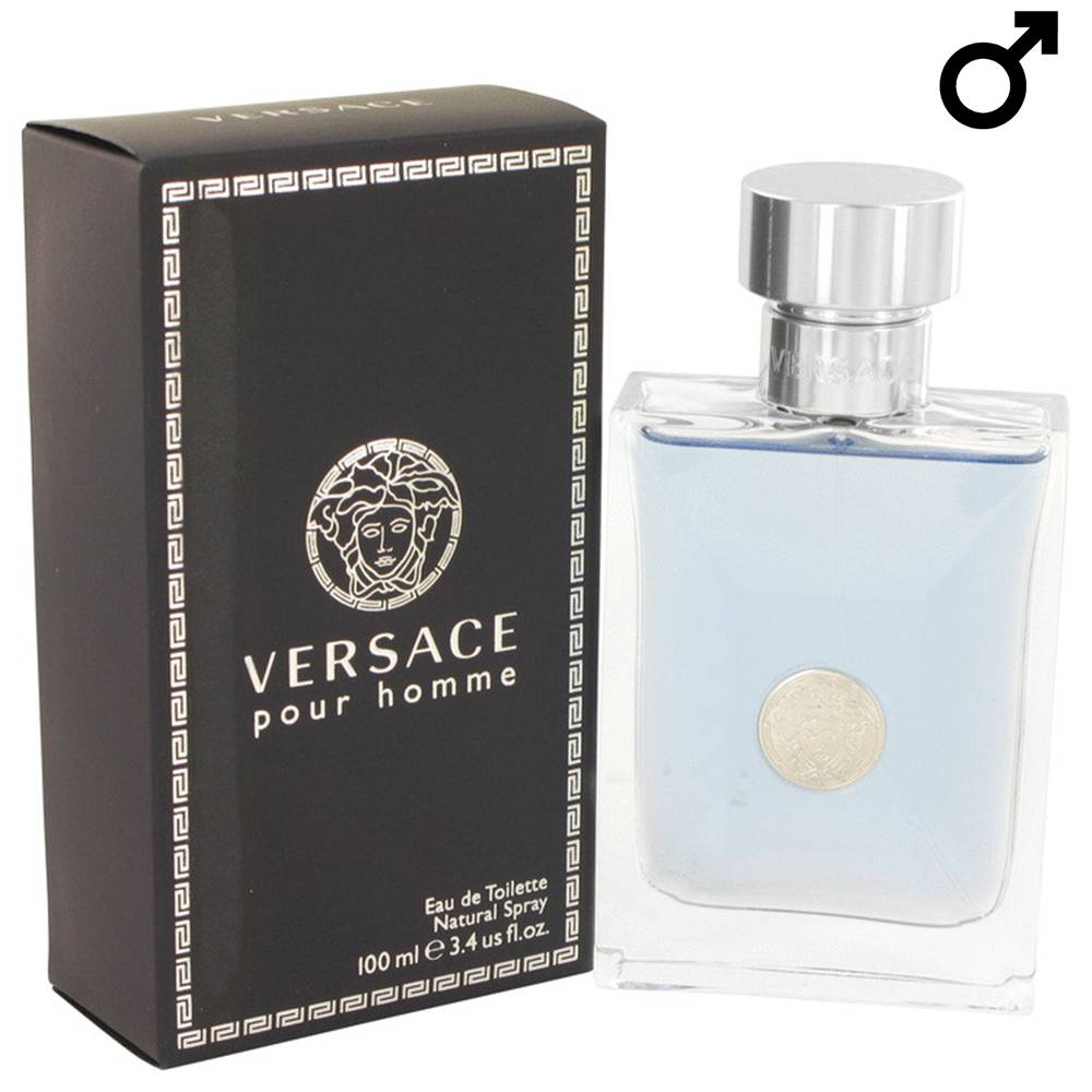Versace VERSACE POUR HOMME - Eau de Toilette - Vapo - 100 ml