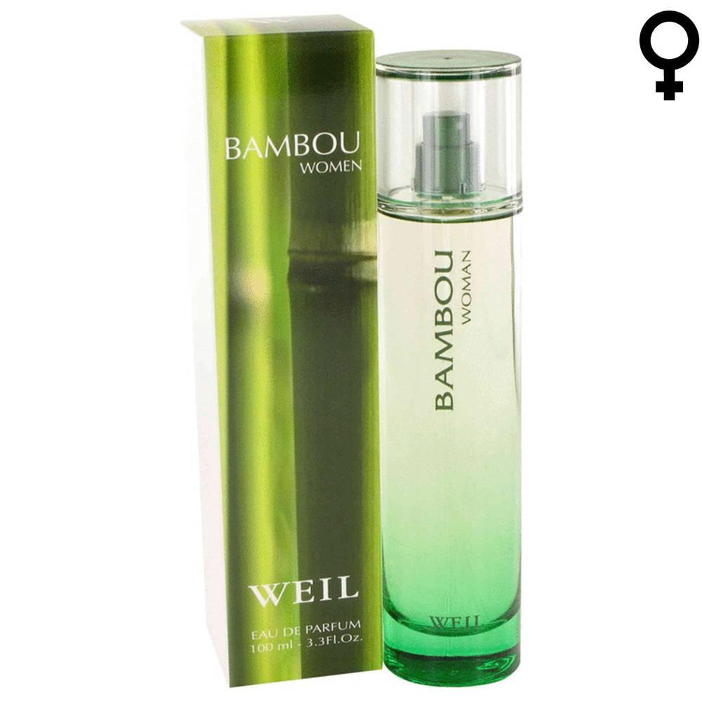 Weil BAMBOU - Eau de Parfum - Vapo - 100 ml